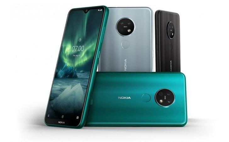 诺基亚手机IFA2019新品发布会直播(视频)