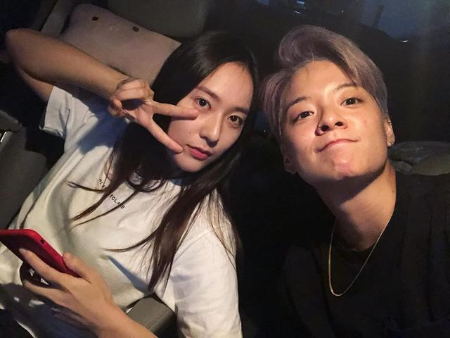 继Amber之后,f(x)宋茜也发文宣布离开SM娱乐