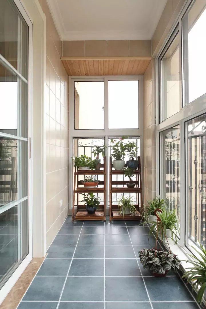 分享 | 阳台,怎能没有花架?