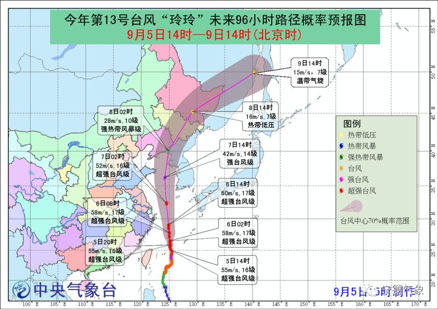 """超强台风""""玲玲""""严重影响外海渔场!"""