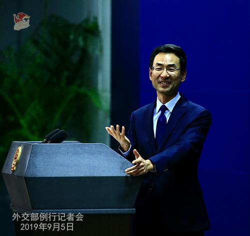 外交部:中方已同意加拿大新任命的驻华大使来华履新