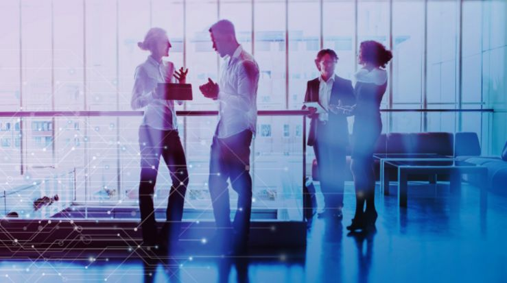 """What is the """"standard"""" of modern IT infrastructure and the future of enterprises?"""
