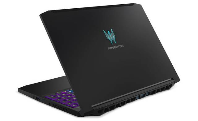 宏碁发布刷新率300Hz的电竞屏笔记本与售价1.4万美元的游戏椅
