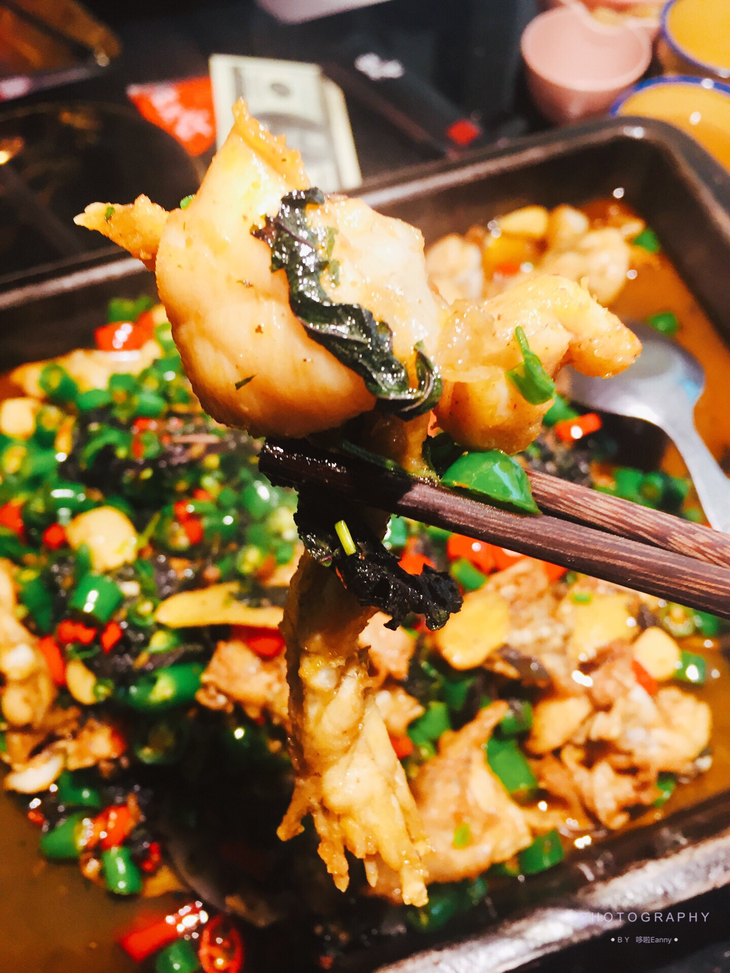 长长人生不吃顿蛙锅怎么撑