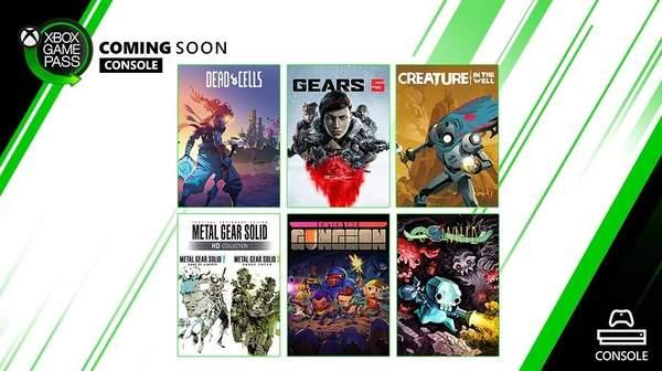 XGP九月新增阵容:《战争机器5》《死亡细胞》等6作