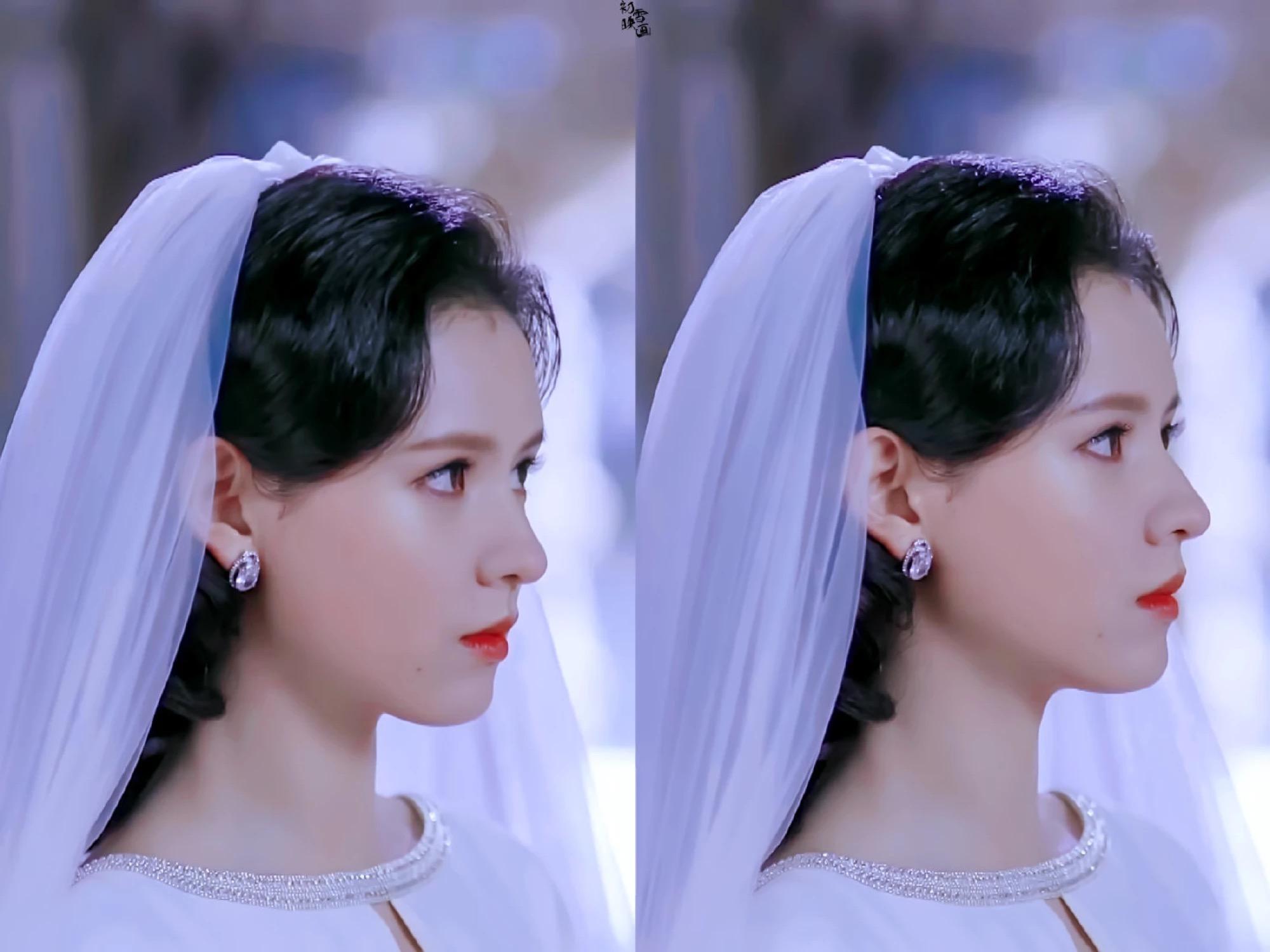 张予曦常常出演女副角,却能随时把女配角给艳压了