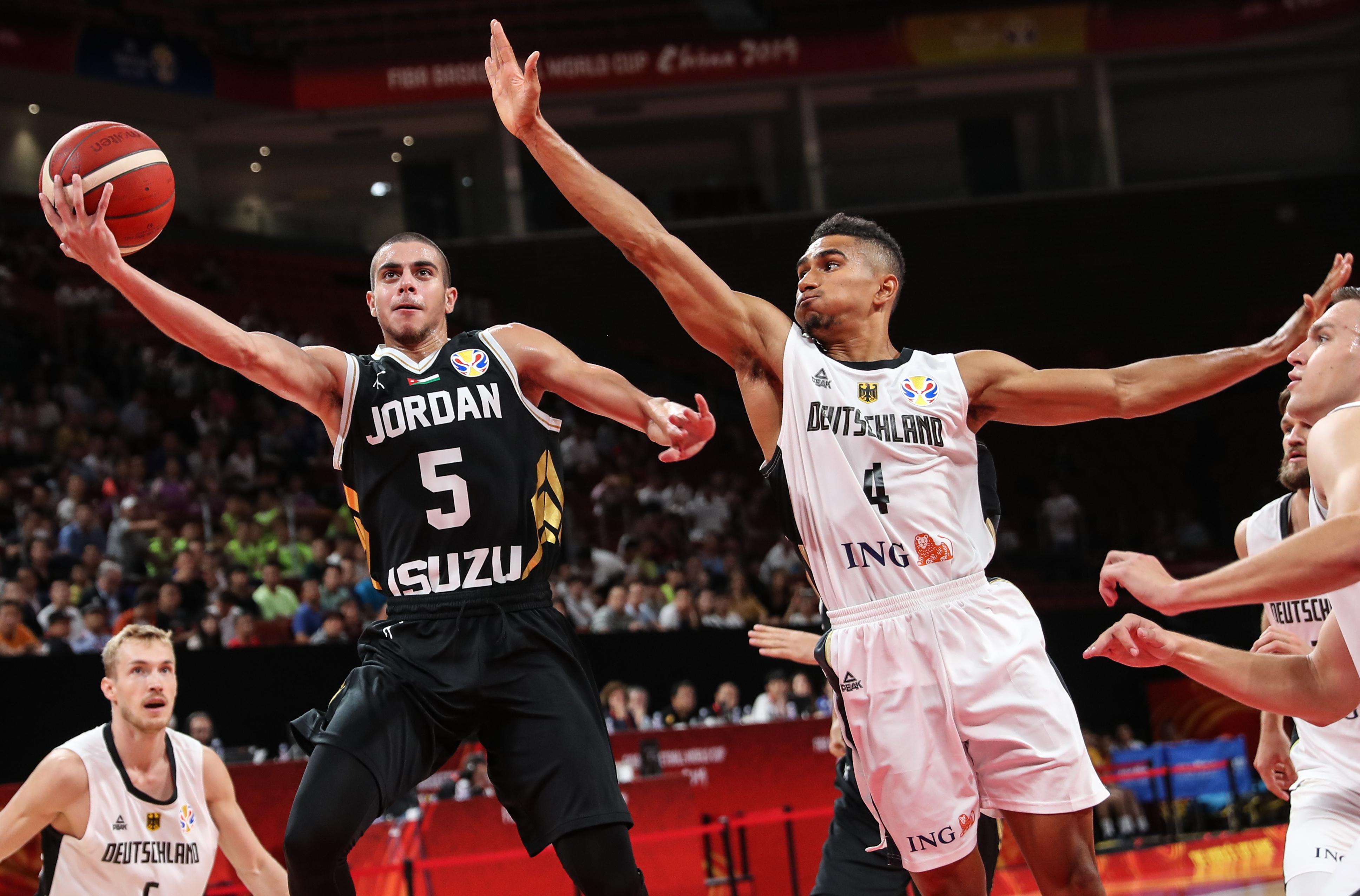 篮球世界杯 | 小组赛:德国队胜约旦队_德国新闻_德国中文网
