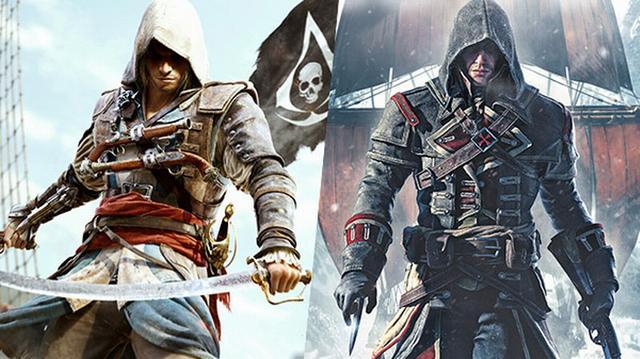 《刺客信条:反叛者合集》将登陆Switch12月6日发售