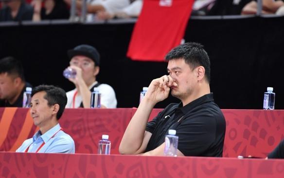中国男篮不敌委内瑞拉无缘16强 李楠下课 有先兆