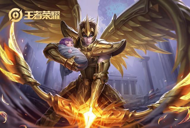 圣斗士星矢紫龙皮肤图片