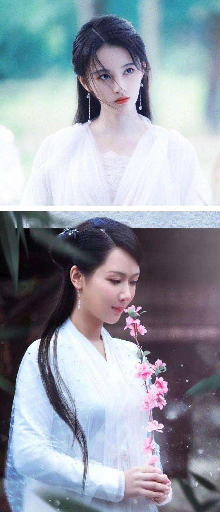 韩国人评选的中国十大穿古装最美女星排行榜,是你认可的吗