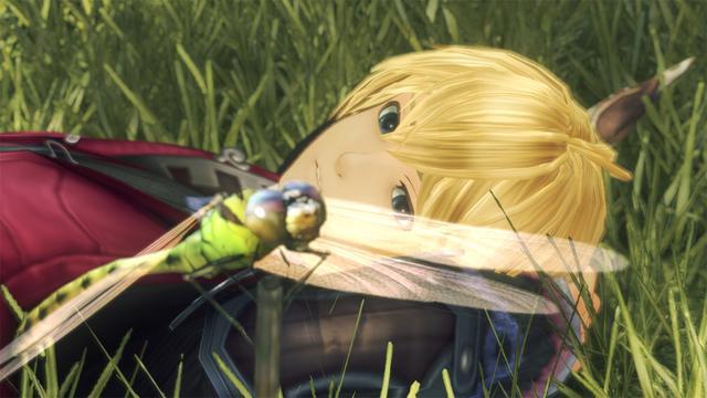 画质提升明显《异度神剑:终极版》与原版画面对比