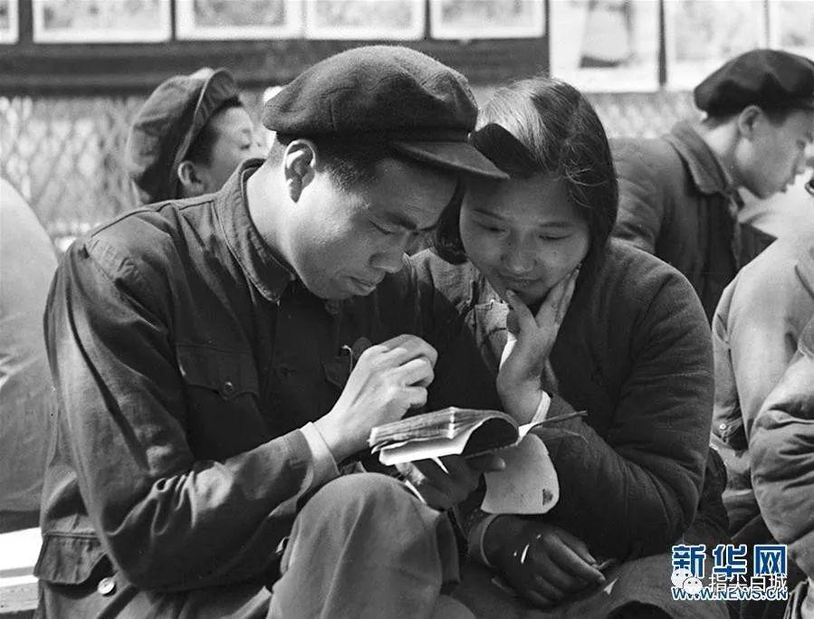 【壮丽70年 奋斗新时代·新中国峥嵘岁月】婚姻自己当家