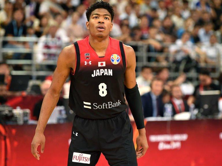 日本篮协:八村塁将缺席剩余比赛 备战NBA新赛季