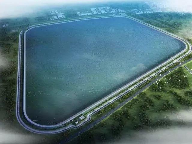 王庆坨水库开始蓄水!武清数十万人将受益其中