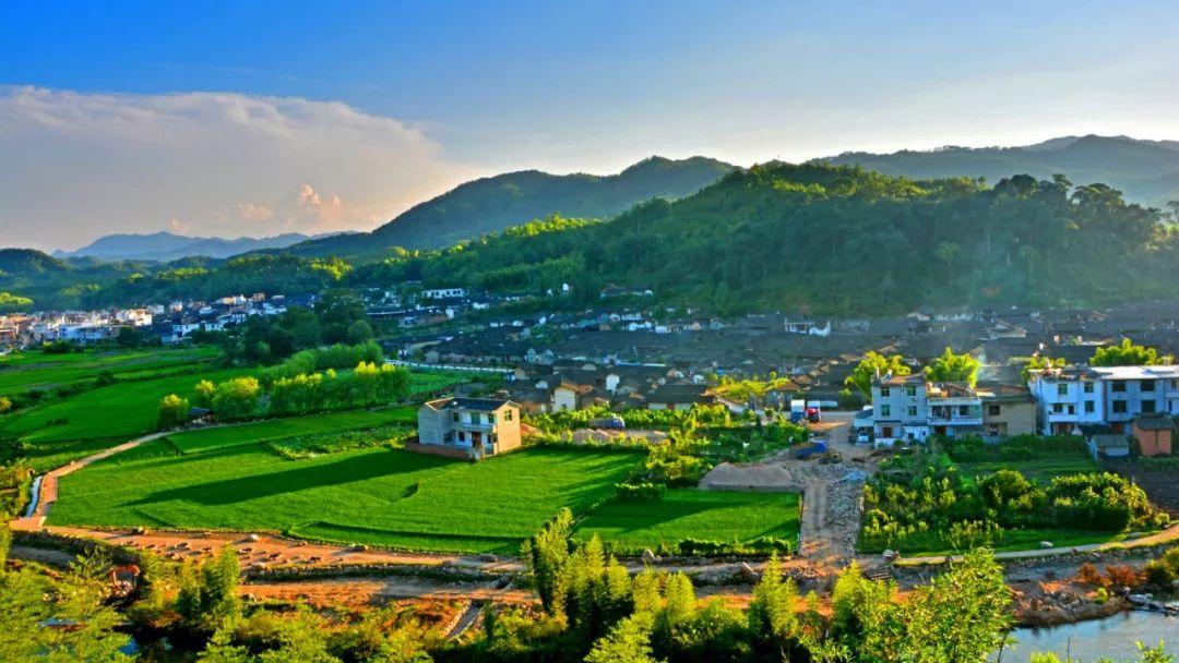 山海闽西南 |走进连城培田,感受客家民俗情,体验向往的村游