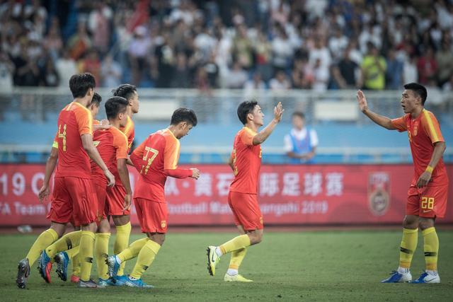 国奥1比1绝平朝鲜队 希丁克:今后着重训