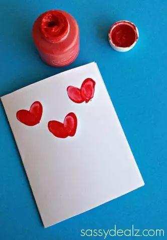 卡纸手工制平面图形画