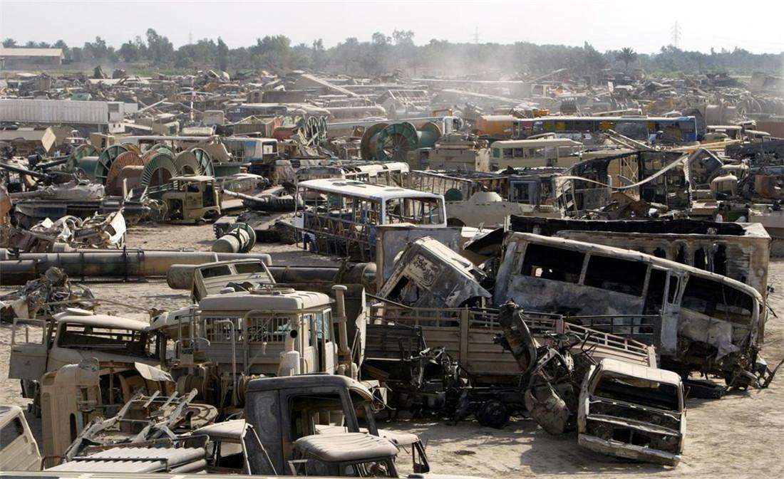 伊拉克gdp_伊拉克战争