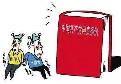 【收藏】最全解读!《中国共产党问责条例》亮点都在这里了