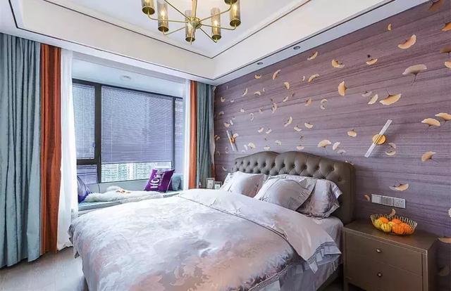 卧室不要单调刷大白墙了,用这种东西装饰,降噪又美观...