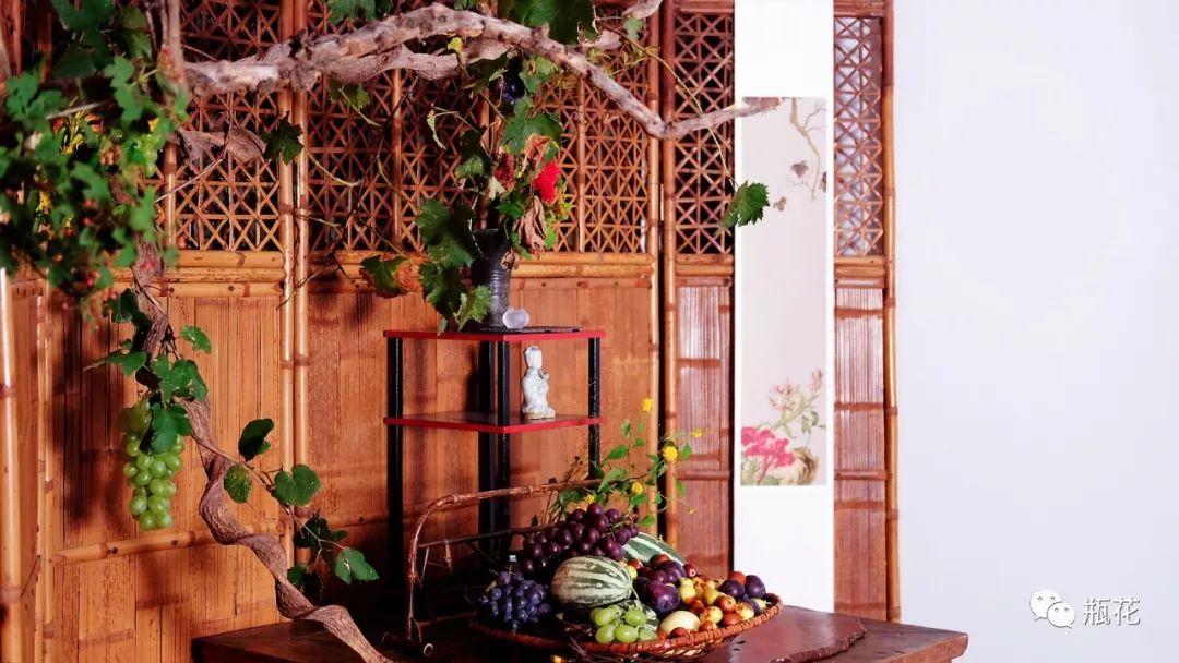 从故宫 万紫千红 花木文物特展 看古代绘画艺术与瓶花千丝万缕的联系