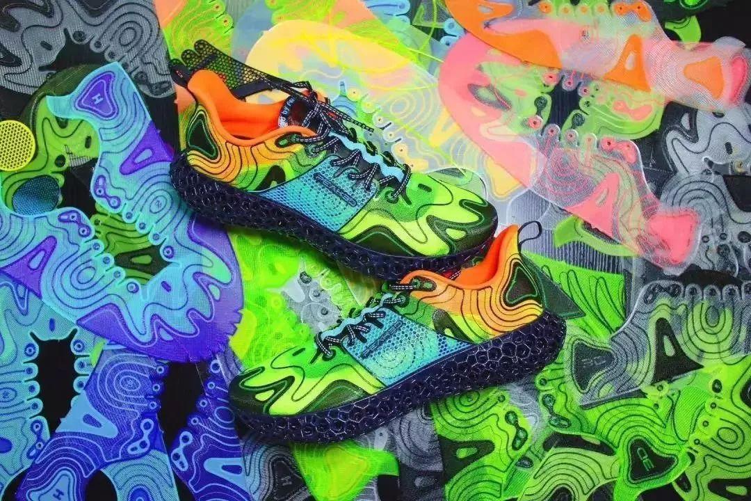 郑州3D打印公司:全球首款全3D打印运动鞋有哪些黑科技?插图4