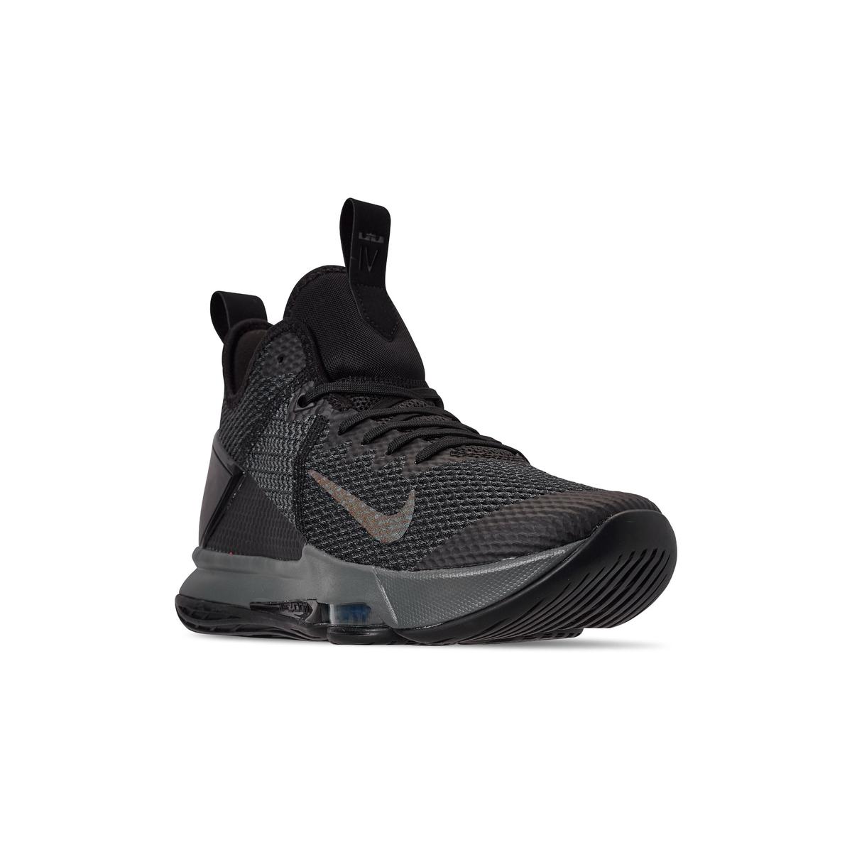性价比首选!全新 Nike LeBron Witness 4 实物曝光!
