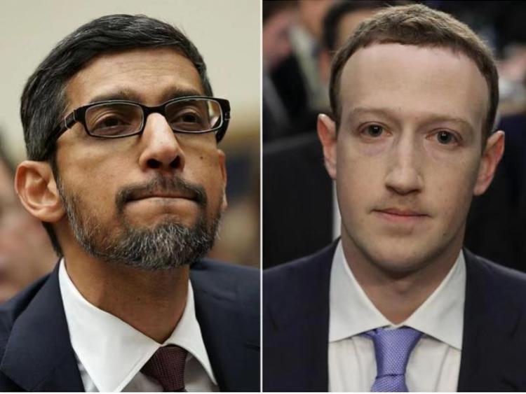 美国36个州剑指脸书谷歌,纽约州得州司法部长牵头反垄断调查