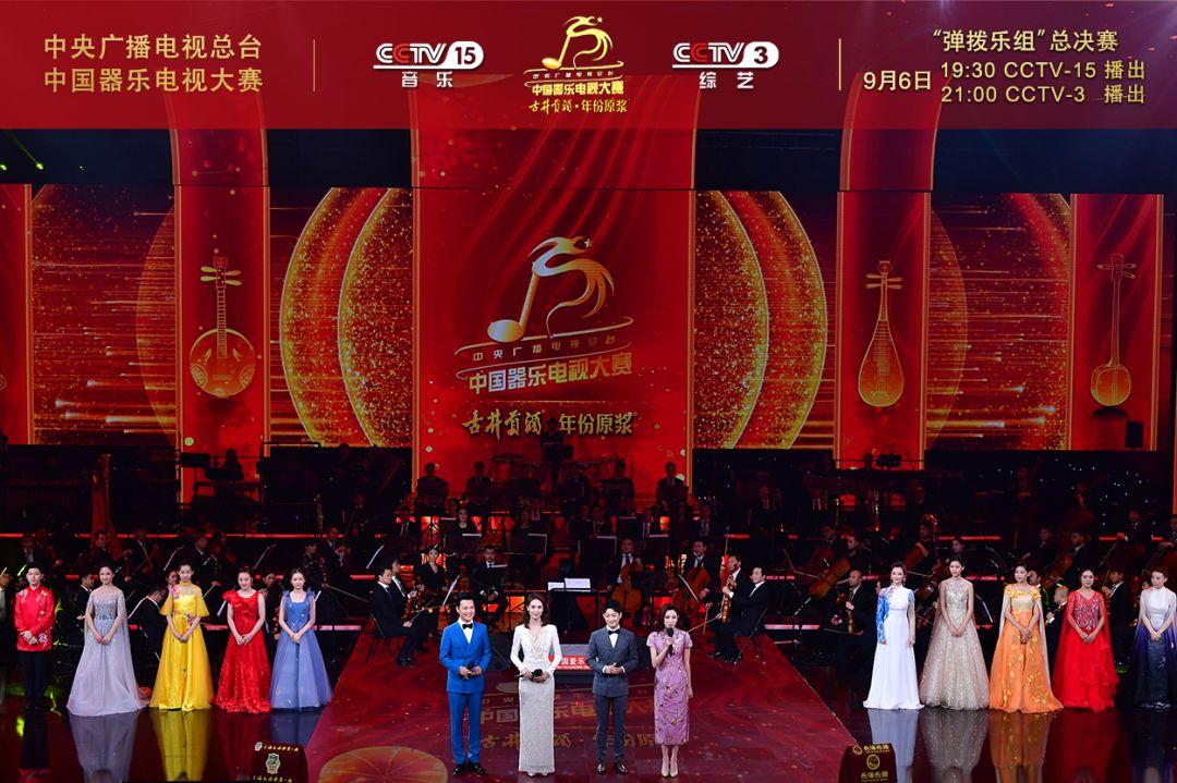 《中国器乐电视大赛》