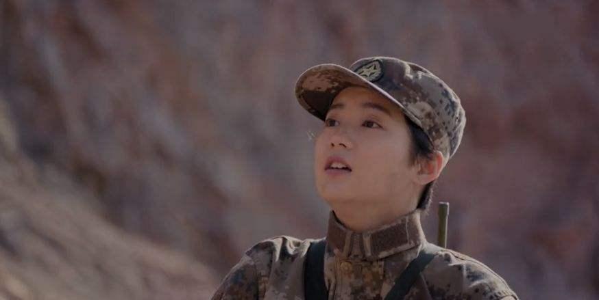 《陆战之王》中的黄晓萌,原来是《扶摇》中的她,怪我眼拙了!