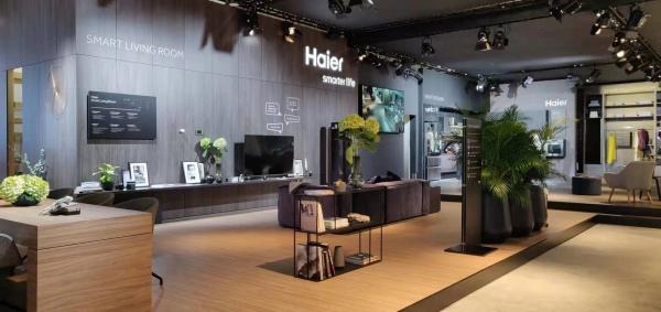 """2019IFA """"欧洲版""""智慧家庭开卖:海尔加速构建物联网时代全球生态品牌"""