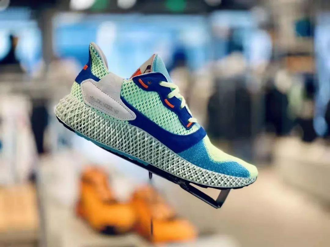 郑州3D打印公司:全球首款全3D打印运动鞋有哪些黑科技?插图3
