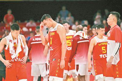 中国男篮下一站:广州 将力争东京奥运门票