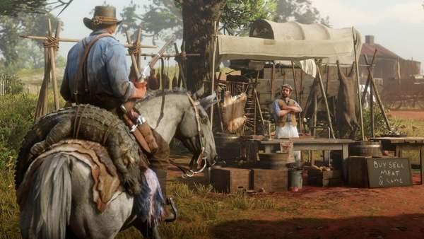 《荒野大镖客2》PC版又传新爆料代码疑泄露画质设置