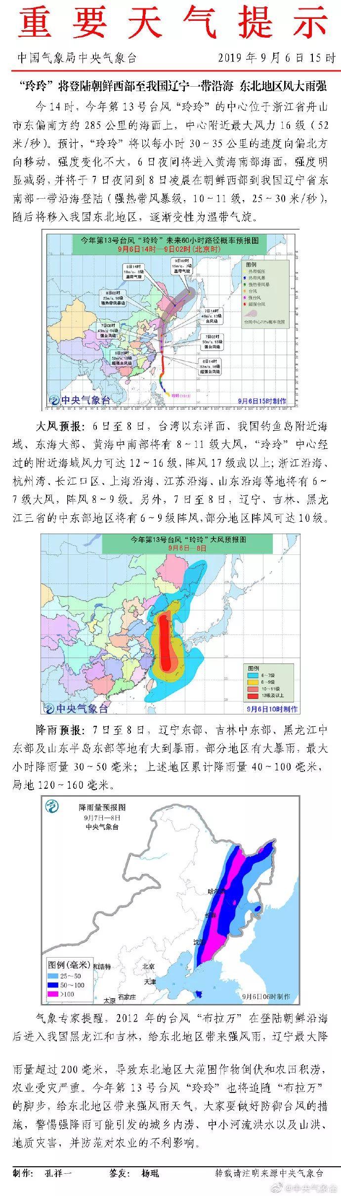 刚刚,青岛再发台风橙色预警!除了大风,这些地方有中雨!