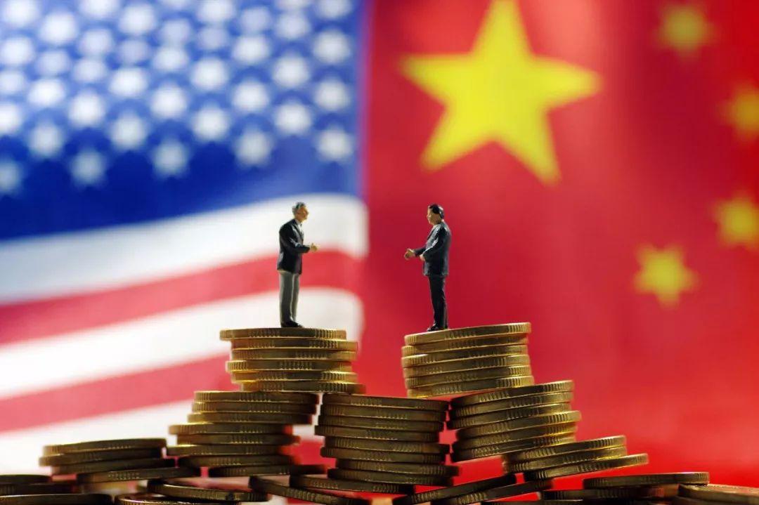 中美两国经济总量超过世界60%_中美两国经济关系图片