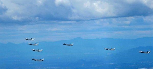 """港媒:""""7机同框""""或意味着歼-20隐身战机已量产——"""
