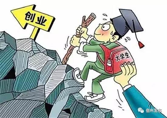 宿州市六类高校毕业生可获求职创业补贴