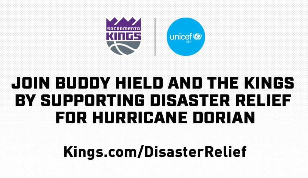 6日NBA:希尔德发起募捐活动 乐福举办迷你训练营