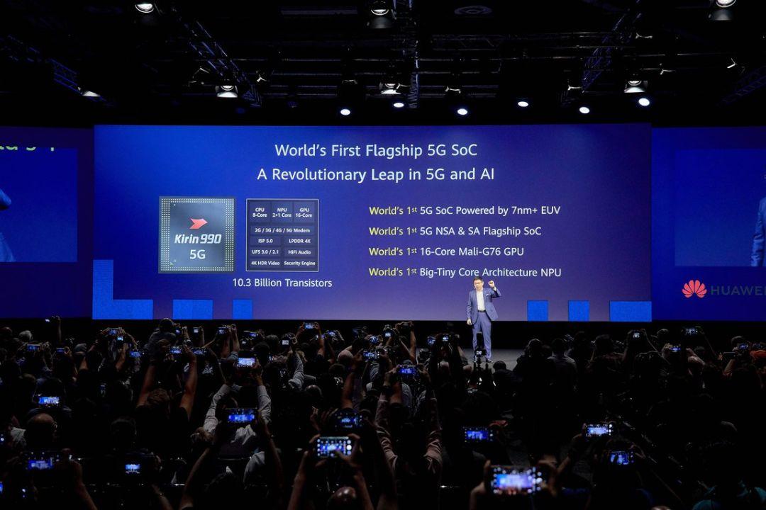 华为麒麟990德国首发:AI算力超友商4.7倍,5G通信无需外挂_德国新闻_德国中文网