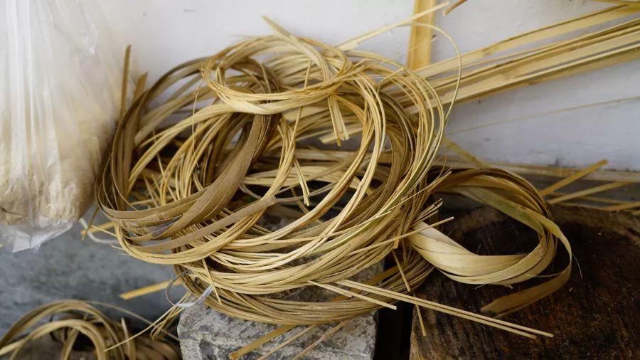 【a民间70年奋斗新时代】传承宾川民间教研步骤竹篾网络技艺的方法和编制有哪些图片