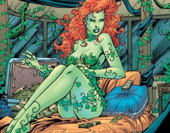 蕾哈娜将饰演毒藤女?华纳有意邀请其加入DC宇宙
