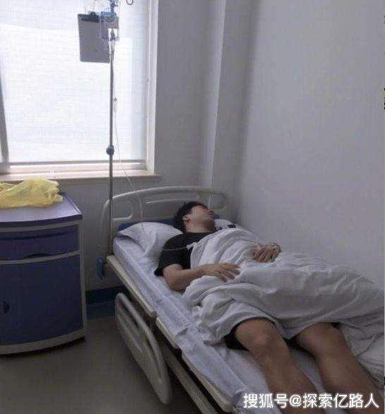30厘米的茄子在体内,男子只能到医院做手术取出,命真大