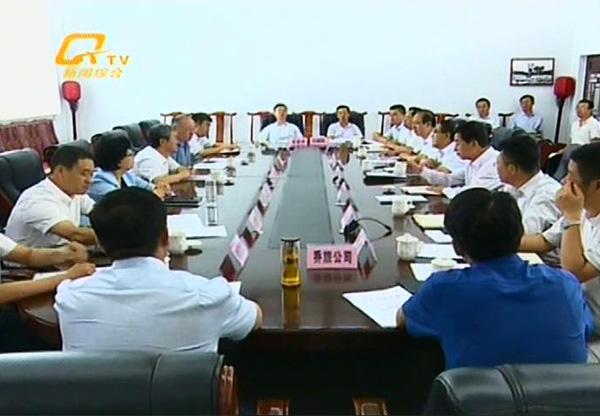 山西文旅厅副巡视员李刚进驻祁县一年,指导乔家大院再创5A