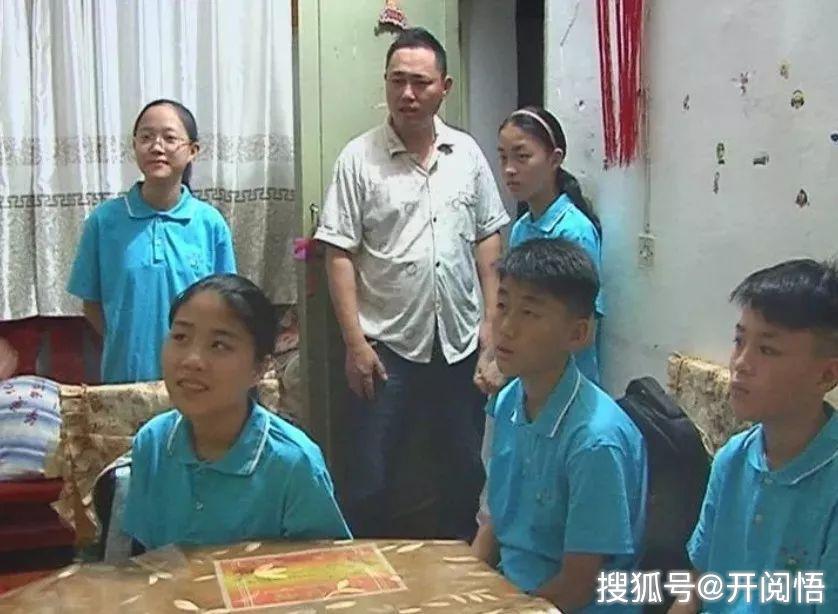 为防抄作业,爸爸要把5胞胎分在5个班!网友调侃:开家长会咋办?