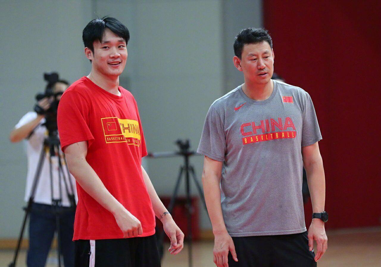 原创            中国男篮溃败