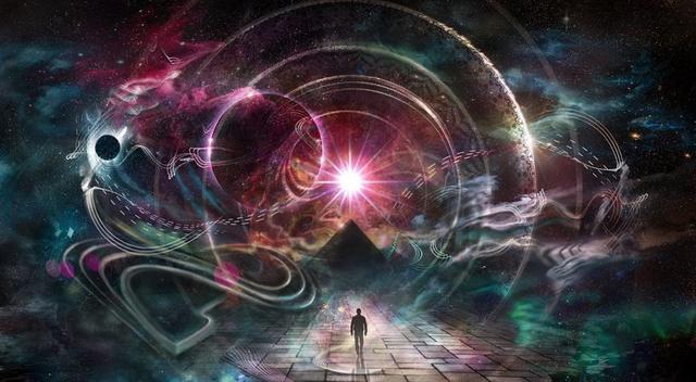弦理论认为组成我们这个世界的弦有两种,一种是开弦,另一种是闭弦,而光子是开弦的横向振动产生.