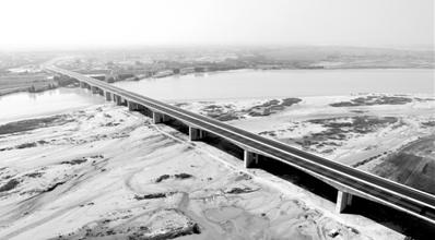 今年河南省将有两座黄河大桥4条高速建成通车