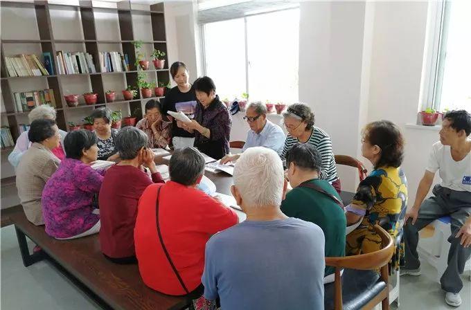 尧化街道开展全民读书会活动 创建学习型社